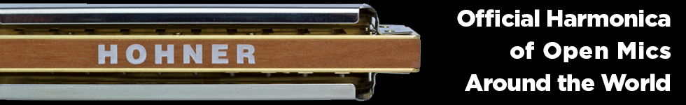 Hohner - Official Harmonica of OpenMic.US